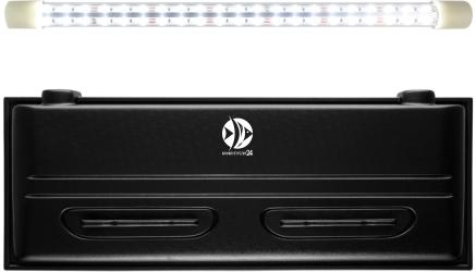 DIVERSA Pokrywa Selecto LED 120x50cm (1x24W) (118353) - Obudowa do akwarium z oświetleniem LED z tworzywa sztucznego