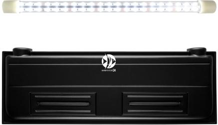DIVERSA Pokrywa Selecto LED 150x50cm (1x36W) (118354) - Obudowa do akwarium z oświetleniem LED z tworzywa sztucznego
