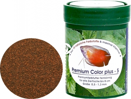 Premium Color Plus (32110) - Tonący pokarm wybarwiający dla ryb wszystkożernych