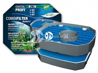 JBL Combi Filter Basket II CP e (60293) - Kosz górny z gąbką do filtrów akwariowych JBL e401, e402, e700, e701, e702, e900, e901, e902.