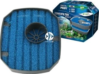 JBL Combi Filter Basket II CP [e1501/e1502/e1901/e1902] (60294) - Kosz górny z gąbką do filtrów akwariowych JBL e1501, e1502, e1901, e1902