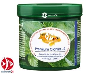 Naturefood Premium Cichlid | Pokarm dla afrykańskich pielęgnic wszystkożernych i mięsożernych.