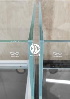 VIV Akwarium PURE 100x50x50cm [250l] 10mm (800-15) - Wysokiej jakości akwarium z super transparentnego szkła