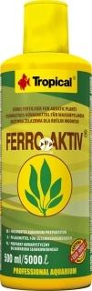 TROPICAL Ferro-Activ 500ml (33026) - Odżywka z żelazem dla roślin wodnych