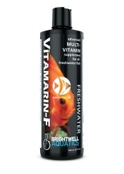 BRIGHTWELL AQUATICS Vitamarin-F (VTF125) - Zaawansowany suplement multiwitaminowy do wszystkich akwariów słodkowodnych.