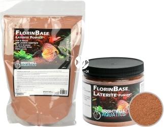 BRIGHTWELL AQUATICS FlorinBase Laterite Powder (FBLT160) - Naturalny, czysty koncentrat gliny laterytowej w proszku.