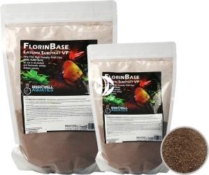 BRIGHTWELL AQUATICS FlorinBase Laterin Substrat VF (FBSF5) - Drobnoziarniste, wysoko porowate podłoże z gliny wypalanej w piecu