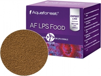 AQUAFOREST AF LPS Food 30g - Pokarm w granulkach dla koralowców LPS