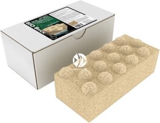 BRIGHTWELL AQUATICS Xport BIO Brick (XPBRICBIO) - Ultraporowate biologiczne medium filtracyjne w kształcie cegły o doskonałej wydajności.