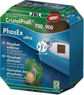 JBL PhosEx Ultra Pad e1500/e1501/e1901 (60170) - Wkład usuwający fosforany(PO4) do filtrów serii e1500/e1501/e1901