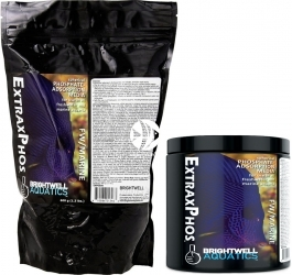 BRIGHTWELL AQUATICS ExtraxPhos (EXPO300) - Medium o właściwościach adsorbujących fosforany do wszystkich akwariów