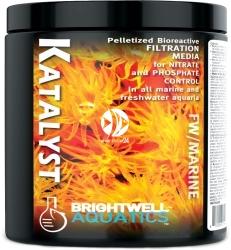 BRIGHTWELL AQUATICS Katalyst 300g (KATA300) - Medium filtracyjne w formie granulatu do regulacji poziomu azotanów i fosforanów