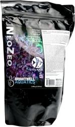 BRIGHTWELL AQUATICS NeoZeo 1kg (NEOZ1000) - Selektywne medium zeolitowe do stosowania w reaktorach na media filtracyjne w akwariach rafowych.