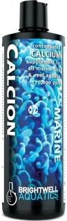 BRIGHTWELL AQUATICS Calcion (CAL250) - Skoncentrowany suplement wapnia do wszystkich akwariów morskich z obsadą rybną i akwariów rafowych.