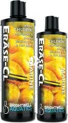 BRIGHTWELL AQUATICS Erase-CL (ERA125) - Preparat usuwający chlor, chloraminy i amoniak we wszystkich akwariach morskich, rafowych i słodkowodnych.