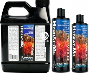 BRIGHTWELL AQUATICS Hydrat-Mg (HMG250) - Roztwór hydratyzowanych soli magnezowych do akwarium rafowego i morskiego.