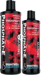 BRIGHTWELL AQUATICS Phosphat-E (POE125) - Preparat eliminujący reaktywne fosforany we wszystkich akwariach morskich