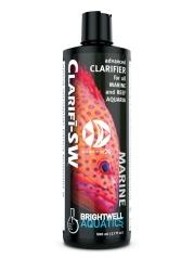 Brightwell Aquatics Clarifi-SW | Zaawansowany preparat klarujący do wszystkich akwariów morskich z obsadą rybną i akwariów rafowych.