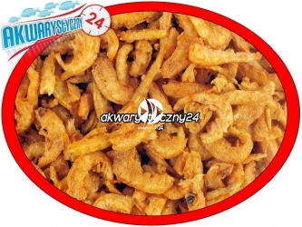 KRYL LIOFILOZOWANY - Naturalny pokarm dla ryb, żółwi, gadów i ptaków.