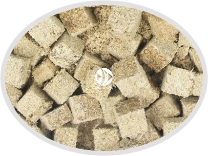 Tubifex liofilizowany - Naturalny pokarm dla ryb, żółwi, gadów i ptaków.