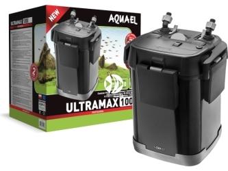 AQUAEL UltraMAX (120664) - Filtr zewnętrzny kubełkowy do akwarium