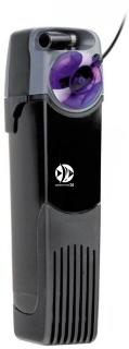 AQUAEL Uni Filter UV (107402) - Filtr wewnętrzny z gąbką, ceramiką i lampą UV do akwarium