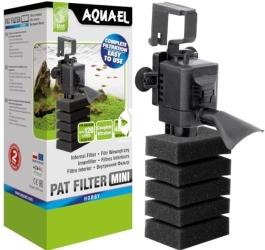 AQUAEL Pat Filter Mini (107715) - Filtr wewnętrzny do małych akwariów z gąbką