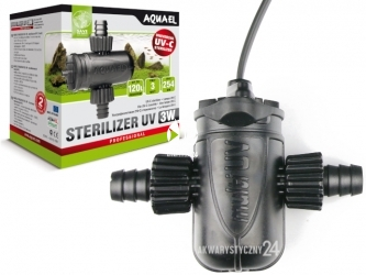 AQUAEL Sterilizer Uv As (115031) - Sterylizator UV