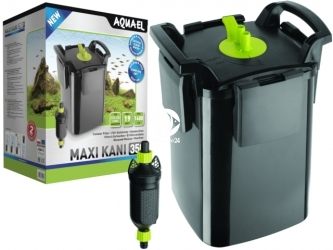 AQUAEL MAXI KANI 350 (120018) | Filtr zewnętrzny kubełkowy do akwarium max. 350l