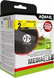AQUAEL Media Set do Versa MAX 1 (113888) - Gruba gąbka filtracyjna