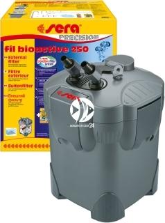 Fil BioActive Precision 250 (30603) - Filtr zewnętrzny do akwarium + komplet gratisów.