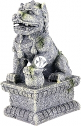AQUA DELLA Balinese Lion (234-429624) - Ręcznie malowany posąg lwa z Bali do akwarium