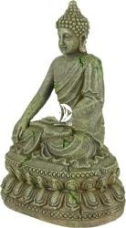 AQUA DELLA Bayon Buddha 3 (234-429600) - Ręcznie malowany Budda z Bajon w ciemnym odcieniu