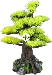 AQUA DELLA Bonsai Medio Sort C (234-420928) - Ręcznie malowane drzewo Bonsai z igiełkami do akwarium