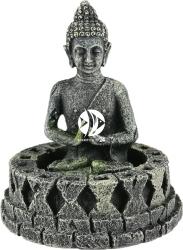 AQUA DELLA Boro (234-444368) - Ręcznie malowany Budda z Borobudur na podwyższeniu
