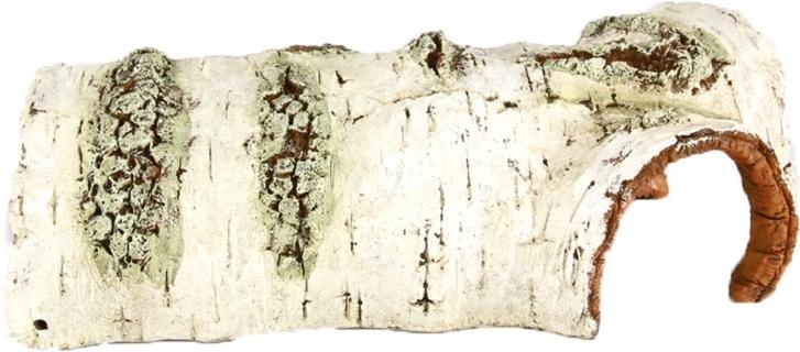 AQUA DELLA Burk M (234-444467) - Ręcznie malowana kora drzewa, brzozy w jasnym odcieniu 20x12x7cm