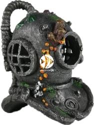 AQUA DELLA Diver Helmet M (234-105740) - Ręcznie malowany hełm nurka do akwarium