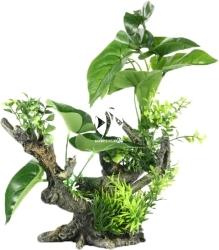 AQUA DELLA FloraScape 2 L (234-432068) - Sztuczny korzeń z roślinami do akwarium