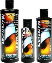 BRIGHTWELL AQUATICS Macrovore (MAV125) - Zawiesina składająca się z jaj północnoamerykańskich skorupiaków morskich