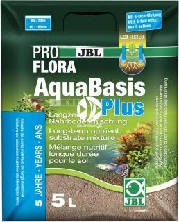 JBL ProFlora AquaBasis Plus (20212) - Substrat pod żwir dla roślin akwariowych.