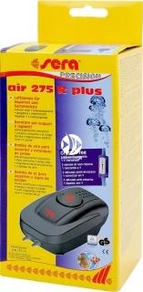 SERA Air 275 R Plus (08814) - Energooszczędna pompka membranowa do średniego akwarium.