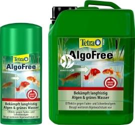 TETRA Pond AlgoFree (T183032) - Środek długotrwale usuwający glony zielone i pływające w oczku wodnym.