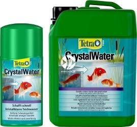 TETRA Pond Crystal Water (T180635) - Środek błyskawicznie usuwający zmętnienie i widoczne dla oczu zanieczyszczenia w oczku wodnym.
