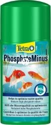 TETRA Pond PhosphateMinus 250ml (T163188) - Środek usuwający fosforany które stanowią pożywkę dla glonów w oczku wodnym.
