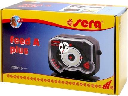 SERA Feed A Plus (08840) - Profesjonalny karmnik automatyczny do akwarium