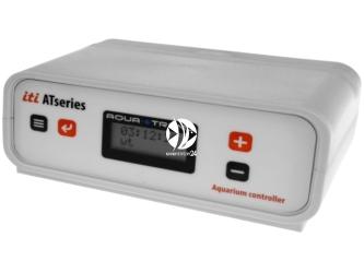 AQUA TREND iti ATseries - Komputer automatyczny z funkcją pomiaru pH, kontrolą temperatury i dolewką do akwarium