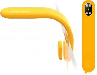 AQUALIGHTER NanoSoft Żółty (87668) - Oświetlenie Led do akwarium i paludarium max 20 litrów