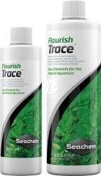 SEACHEM Flourish Trace (SCHM093) - Nawóz dostarcza szeroką gamę pierwiastków śladowych.