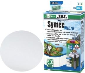 JBL SymecMicro (62387) - Gęsta włóknina filtracyjna do filtrów akwarystycznych.