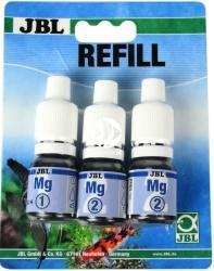 JBL Uzupełnienie testu na magnez z zestawu Mg/Ca (25403) - Uzupełnienie testu na Magnez (Mg) do akwariów morskich
